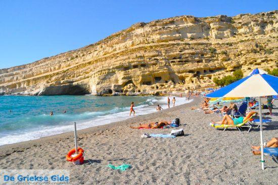 Matala zuid Kreta